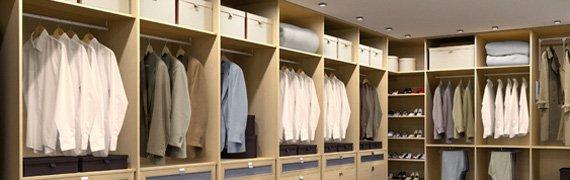 Closets design studio by raymond for Studio closet design